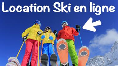 banniere location ski